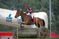 De Cleene Pieter - Tayga van de Beemden<br /> Nationaal Kampioenschap LRV  Minderhout 2008<br /> Photo © Hippo Foto