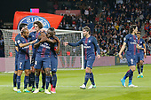 FOOTBALL - FRENCH CHAMP - L1 - PARIS SG v GUINGAMP 090417