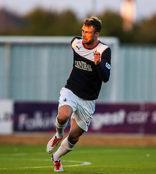 Falkirk's Rory Loy.<br /> Falkirk 2 v 1 Dunfermline, Scottish League Cup, 27/8/2013, at The Falkirk Stadium.<br /> &copy;Michael Schofield.