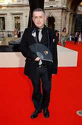 Singer HOLLY JOHNSON at the Royal Academy of Art's SUmmer Party following the official opening of the Summer Exhibition held at the Royal Academy of Art, Burlington House, Piccadilly, London W1 on 7th June 2006.<br />