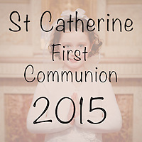 St Catherine 2015 First Communion