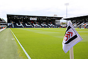 Craven Cottage during the Sky Bet Championship match between Fulham and Nottingham Forest at Craven Cottage, London, England on 23 April 2016. Photo by Matthew Redman.