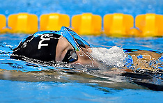 20160807 Rio 2016 Olympics - Svømning Jeanette Ottesen finale