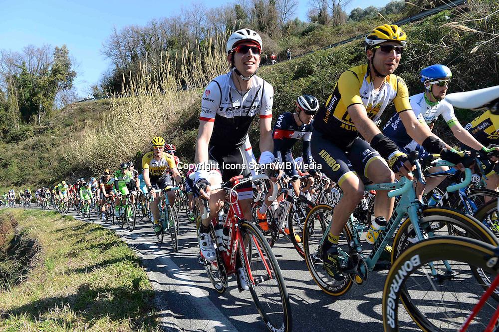 Mollema Bauke - Trek Factory - 12.03.2015 - Etape 2 - Tirreno Adriatico<br />Photo : Sirotti / Icon Sport