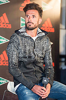 Chema Martinez attends to presentation of new Athletics Z.N.E. Pulse by Adidas in Madrid, Spain September 28, 2017. (ALTERPHOTOS/Borja B.Hojas)