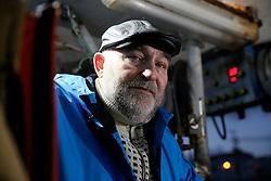NORWAY ANDENES 7DEC15 - Fisherman Bjoernar Nicolaisen on his boat in Andenes, Vesteralen, Norway.<br /> <br /> jre/Photo by Jiri Rezac / Greenpeace<br /> <br /> © Jiri Rezac 2015
