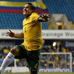 Australia v Ecuador | International Friendly | 5 March 2014