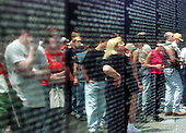 The Wall - Memorial Day 2002