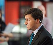 Labour Annual Conference<br /> at the Echo Arena & BT Convention Centre, Liverpool, Great Britain <br /> 25th to 28th September 2011 <br /> <br /> The Right Honourable<br /> Douglas Alexander <br /> MP<br /> <br /> Shadow Foreign Secretary<br /> <br /> Photograph by Elliott Franks