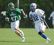 Duke vs Loyola mens Lacrosse <br /> 1st Rd 2008 NCAA Lacrosse Playoffs