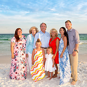 Gilmore Family Beach Photos