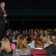 Robert Kennedy Jr. speaks during a recent event in Seattle.