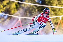 07.02.2020, Kandahar, Garmisch, GER, FIS Weltcup Ski Alpin, Abfahrt, Damen, 1. Training, im Bild Carina Stuffer (GER) // Carina Stuffer of Germany in action during the 1st training run of women's Downhill of FIS Ski Alpine World Cup Kandahar in Garmisch, Germany on 2020/02/07. EXPA Pictures © 2020, PhotoCredit: EXPA/ Johann Groder