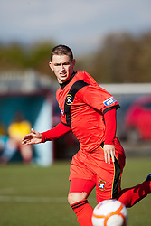 East Fife's Ryan Wallace..Stenhousemuir 2 v 1 East Fife, 24/9/11..©Pic : Michael Schofield.