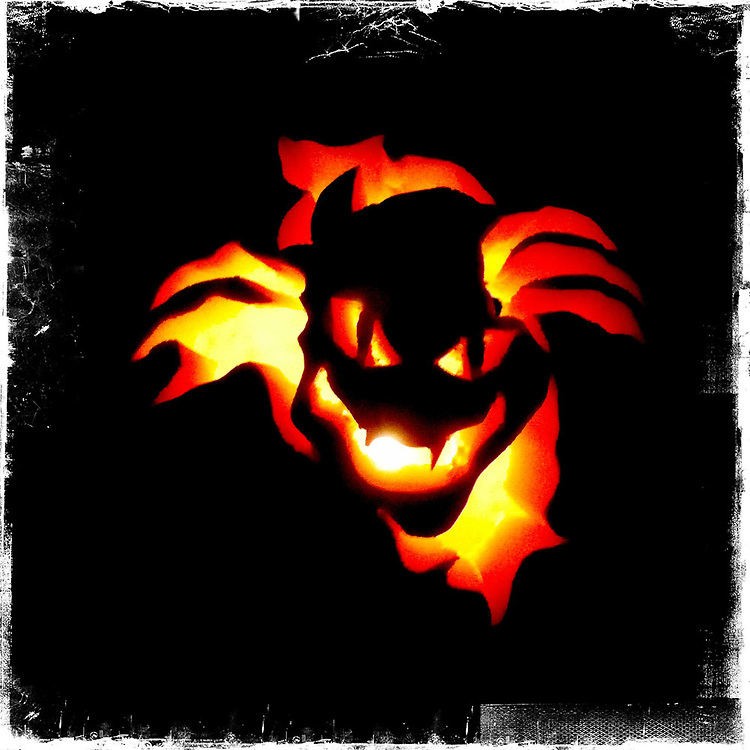 Deviled pumpkin - Houston, Texas