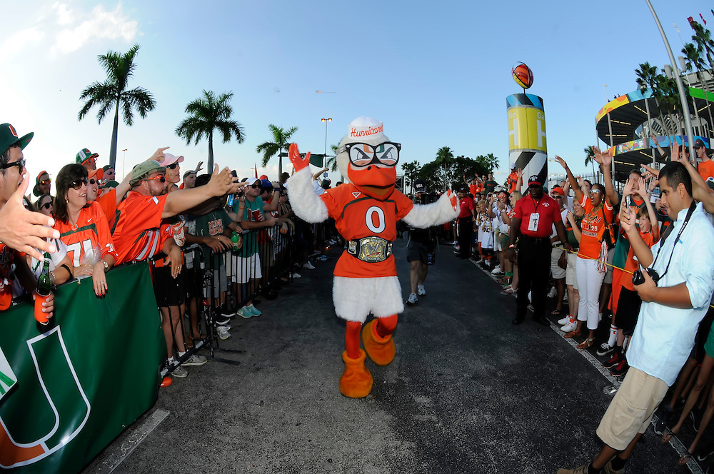 2012 Miami Hurricanes Football vs Florida State