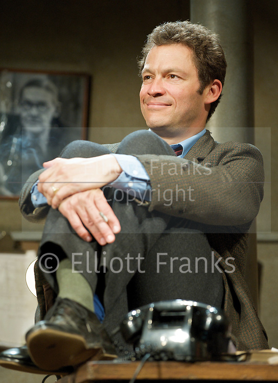 Butley.by Simon Gray <br /> at the Duchess Theatre, London, Great Britain <br /> Press photocall.3rd June 2011 <br /> <br /> Dominic West (as Ben Butley).<br /> <br /> Photograph by Elliott Franks