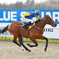 Fairy Mist and Adam Kirby winning the 2.30 race