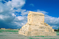 Iran - Shiraz - Pessargade  -Tombe de Cyrus