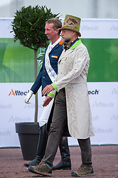 Frank Hosmar and Alphaville bronze in the individual test grade IV - Individual Test Grade IV Para Dressage - Alltech FEI World Equestrian Games™ 2014 - Normandy, France.<br /> © Hippo Foto Team - Jon Stroud <br /> 25/06/14