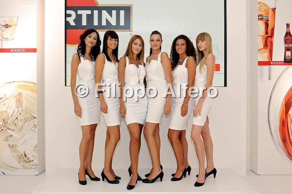 &copy; Filippo Alfero / LaPresse<br /> Pessione (TO), 04/09/2008<br /> Martini Beautiful Days