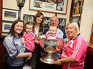 Sam Maguire Visits The Vintage Inn