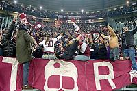 Tifosi Toro, supporters,<br /> Torino 16-12-2015, Juventus Stadium, Football Calcio 2015/2016 Coppa Italia, derby, Juventus - Torino, Foto Filippo Alfero/Insidefoto