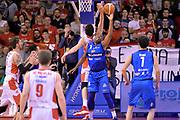 Marcus Landry<br /> Grissin Bon Pallacanestro Reggio Emilia - Germani Basket Leonessa Brescia<br /> Lega Basket Serie A 2016/2017<br /> Reggio Emilia, 27/03/2017<br /> Foto M.Ceretti / Ciamillo - Castoria