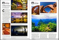 Blaine Harrington's On the Road Column in Shutterbug Magazine, September 2014.