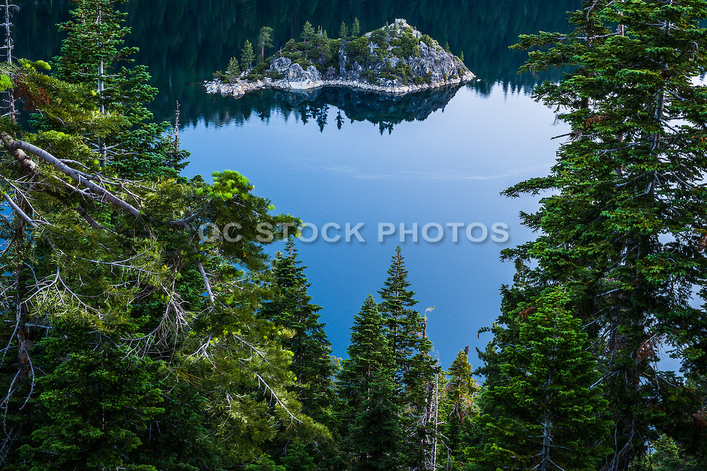 Fannette Island at Emerald Bay South Lake Tahoe