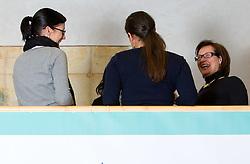 Masa Meden, Milena Slemic and Renata Slemic during Day two of Sporto  2010 - Sports marketing and sponsorship conference, on November 30, 2010 in Hotel Slovenija, Portoroz/Portorose, Slovenia. (Photo By Vid Ponikvar / Sportida.com)