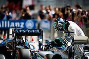 October 22, 2016: United States Grand Prix. Nico Rosberg  (GER), Mercedes