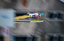 09.03.2018, Holmenkollen, Oslo, NOR, FIS Weltcup Ski Sprung, Raw Air, Oslo, im Bild Philipp Aschenwald (AUT) // Philipp Aschenwald of Austria during the 1st Stage of the Raw Air Series of FIS Ski Jumping World Cup at the Holmenkollen in Oslo, Norway on 2018/03/10. EXPA Pictures © 2018, PhotoCredit: EXPA/ JFK