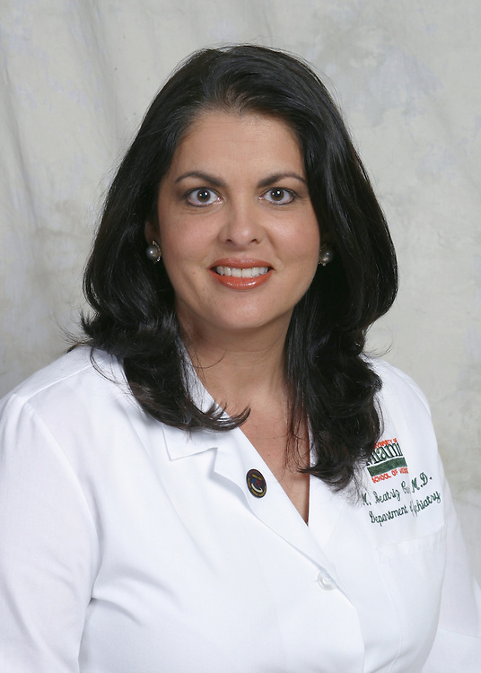 Maria Beatriz Currier, M.D.<br /> Psychiatry