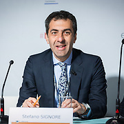 20160615 - Brussels , Belgium - 2016 June 15th - European Development Days - Better policies for better youth livelihoods - Stefano Signore , Head of Migration , Employment , Inequalities Unit , European Commission - DG for International Cooperation and Development - Moderator © European Union