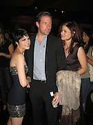 "Selma Blair, Edward Burns, Debra Messing .""Purple Violets"" Premiere Party.2007 Tribeca Film Festival .The Film Lounge at PM Lounge.New York, NY, USA .Monday, April, 30, 2007.Photo By Celebrityvibe.To license this image call (212) 410 5354 or;.Email: celebrityvibe@gmail.com; ."