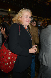 LAURA SANDYS at a party to celebrate the publication of Stanley I Resume by Stanley Johnson at the Daunt Bookshop, Marylebone High Street, London on 23rd September 2014.