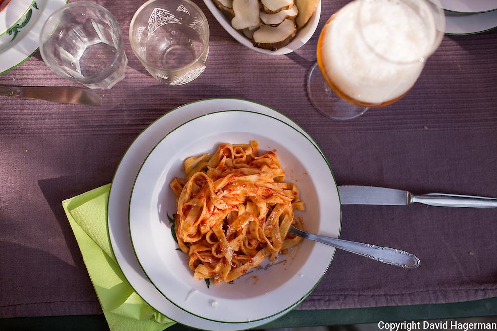 Lunch at  Birrificiao Agricole di Montcalieri