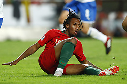 September 10, 2018 - Lisbon, Portugal - Portugal v Italy - UEFA Nations League.Gelson Martins of Portugal at Estadio da Luz in Lisbon, Portugal on September 10, 2018. (Credit Image: © Matteo Ciambelli/NurPhoto/ZUMA Press)