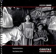 Agenda Caritas Ciudad de Mexico 2000