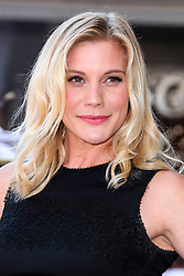 26.08.2013, Hollywood, USA, Vin Diesel erhält Stern Nummer 2504 auf dem weltberühmten Walk of fame, im Bild Actress Katee Sackhoff // during the ceremony honoring him with a star on The Hollywood Walk of Fame held in Hollywood, United States of Amerika on 2013/08/26. EXPA Pictures © 2013, PhotoCredit: EXPA/ Newspix/ MediaPunch Inc<br /> <br /> ***** ATTENTION - for AUT, SLO, CRO, SRB, BIH, TUR, SUI and SWE only *****