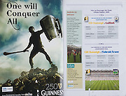 All Ireland Senior Hurling Championship Final,.06.09.2009, 09.06.2009, 6th September 2009, 6092009AISHCF1, Minor Galway 2-15, Kilkenny 2-11, Senior Kilkenny 2-22, Tipperary 0-23, Guinness,