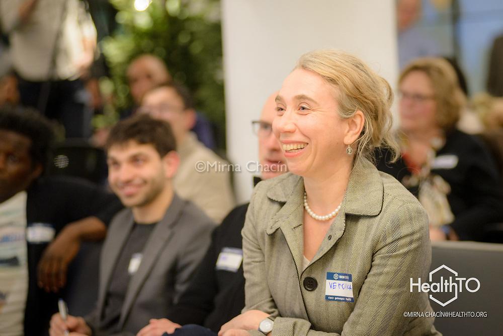 Veronika Litinski, COO at GeneYouIn Inc. www.geneyouin.ca