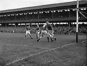 12/05/1957<br /> 05/12/1957<br /> 12 May 1957<br /> National Hurling League Finals: Kilkenny v Tipperary at Croke Park, Dublin.