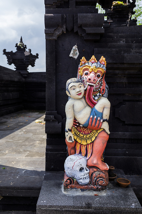 Balinese Temple in Canggu.