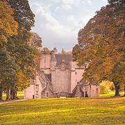 Castle Fraser, Inverurie, Aberdeenshire.