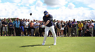 Branden Grace<br /> High Speed Swing Sequence<br /> Face On driver<br /> July 2017<br /> Picture Credit: Mark Newcombe/visionsingolf.com