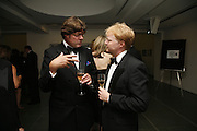 Colin Tweedy and Stuart Wood, 3rd [annual] FORTUNE Global 500 Gala, Serpentine Gallery. 19 September 2006. ONE TIME USE ONLY - DO NOT ARCHIVE  © Copyright Photograph by Dafydd Jones 66 Stockwell Park Rd. London SW9 0DA Tel 020 7733 0108 www.dafjones.com
