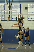 MCHS JV Volleyball .vs Rappahannock .10/9/2008