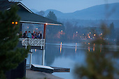 Lake Placid Club Boathouse Wedding Reception
